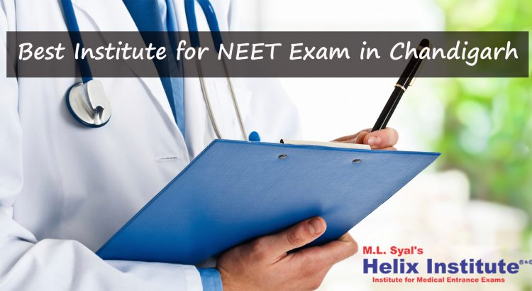 Best Institute for NEET exam Chandigarh