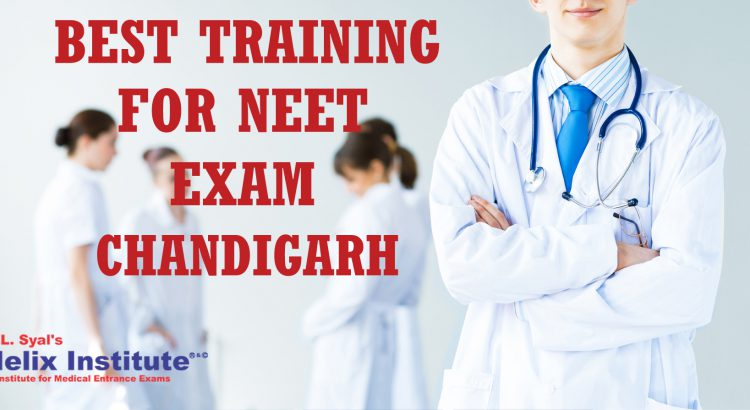 Best training for NEET exams Chandigarh