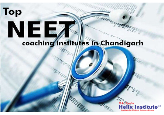 Top NEET coaching institutes in Chandigarh