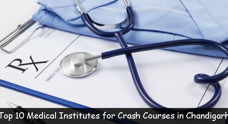 Top 10 medical institutes for crash courses Chandigarh
