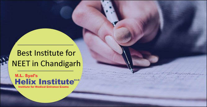 Best institute for NEET Chandigarh