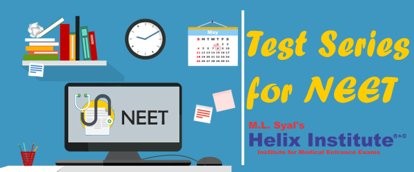 Test series for NEET