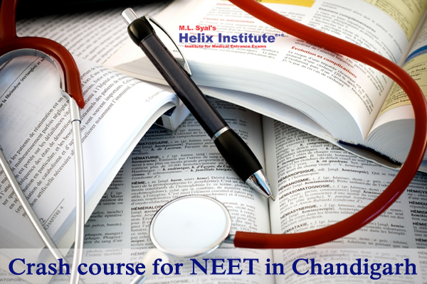 Crash course for NEET Chandigarh