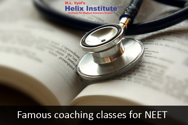 Famous coaching classes for NEET