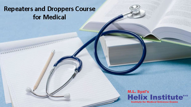 Repeaters-Droppers Course for Medical