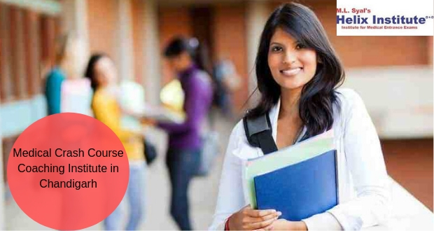 Medical Crash Course Coaching Institute in Chandigarh