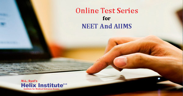Online Test series for NEET and AIIMS