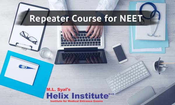 Repeater Course for NEET
