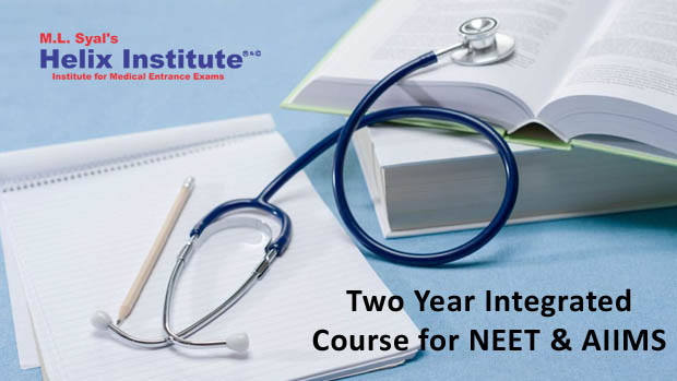 Two Year Integrated Course for NEET & AIIMS