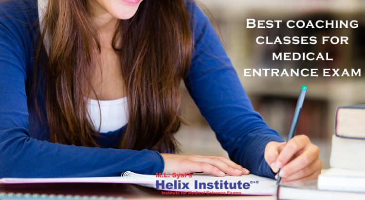 Best Coaching Classes for Medical Entrance Exam