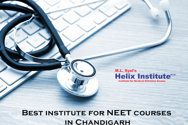 NEET preparation institute in Chandigarh