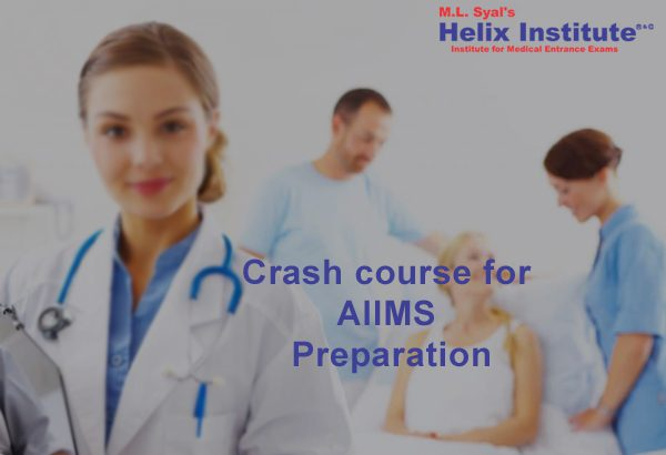 Crash course for AIIMS Preparation