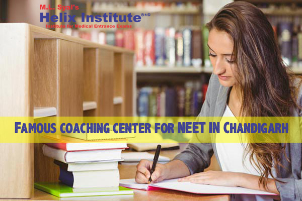 Famous coaching center for NEET Chandigarh