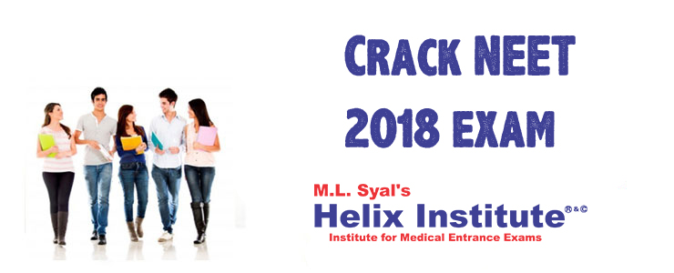 Crack NEET 2018 exam - Helix