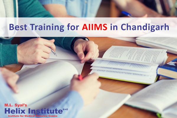 Best Training for AIIMS Chandigarh