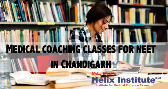Medical coaching classes for NEET Chandigarh