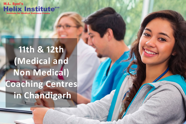 11th & 12th (Medical and Non Medical) Coaching Centres Chandigarh
