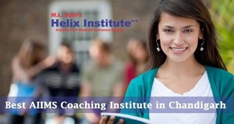 Famous medical coaching institute in Chandigarh